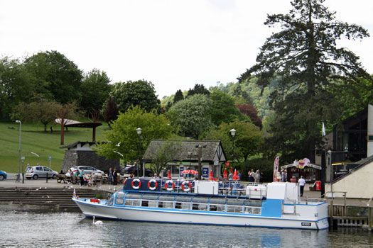 Lake Windermere cruises from Bowness