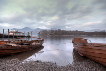 Derwent Water Lake District